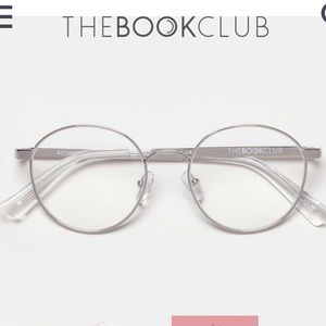 Book Club Clear Bothering Sights Glasses